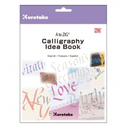 Zig - A to Zig Calligraphy Idea Book Kaligrafi Kitabı