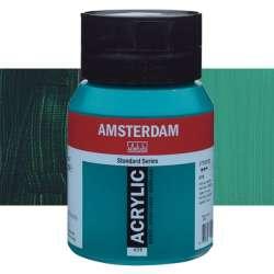 Amsterdam - Amsterdam Akrilik Boya 500ml 675 Phthalo Green