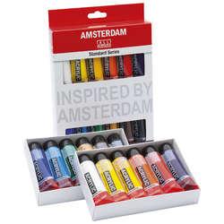 Amsterdam - Amsterdam Akrilik Boya Seti 12x20ml