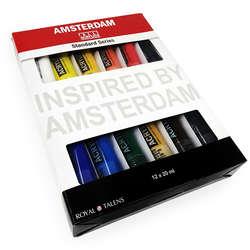Amsterdam - Amsterdam Akrilik Boya Seti 12x20ml (1)