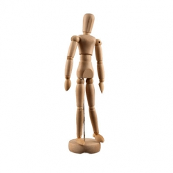 Anka Art - Anka Art Model Manken 14cm