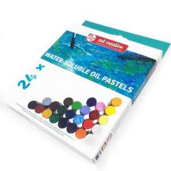 Art Creation - Talens Art Creation Water Soluble Oil Pastel 24lü Kod:9124