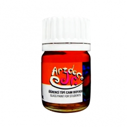 Artdeco - Artdeco Jr Öğrenci Tipi Cam Boyası 25ml