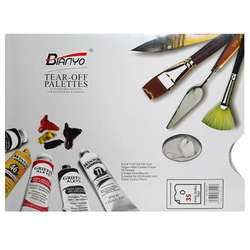 Anka Art - Bianyo Kullan At Kağıt Paleti 35 Yaprak 23x30.5cm BN-6601