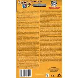 Bic - Bic Turn & Color Pastel Boya 12li (1)