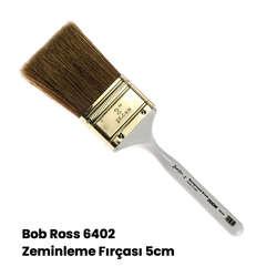 Bob Ross - Bob Ross 6402 Zeminleme Fırçası 5cm