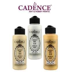 Cadence - Cadence Metalik Boya 120 ml
