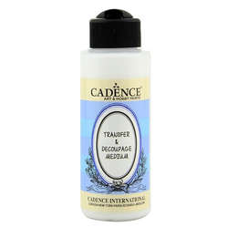 Cadence - Cadence Transfer-Dekupaj Medyumu 120ml