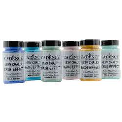 Cadence - Cadence Very Chalky Wash Effect Renkli Silme Boyası 90ml