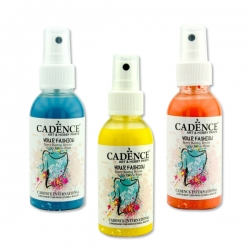 Cadence - Cadence Your Fashion Sprey Kumaş Boyası 100ml