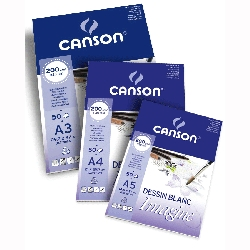 Canson - Canson Mix Media Imagine Blok 200g 50 Yaprak