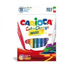 Carioca - Carioca Renk Değiştiren Sihirli Keçeli Kalemler 9+1 Kod:42737