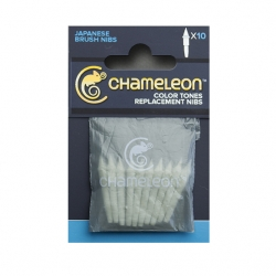 Chameleon - Chameleon Replacement Nibs 10lu Paket Brush Nibs