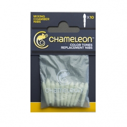 Chameleon - Chameleon Replacement Nibs 10lu Paket Mixing Chamber Nibs