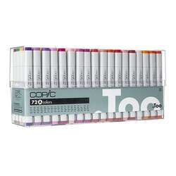 Copic - Copic Marker 72li Set A