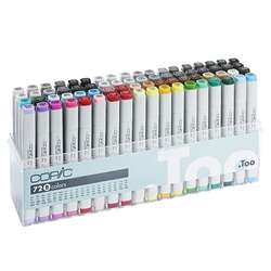 Copic - Copic Marker 72li Set B