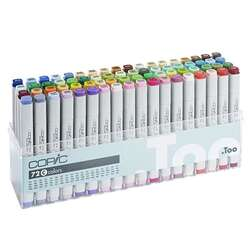 Copic - Copic Marker 72li Set C