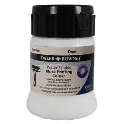 Daler Rowney - Daler Rowney Block Printing Drier Medium 250ml