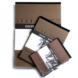 Daler Rowney - Daler Rowney Fine Grain-HeavyWeight Çizim Defteri 200 g 30 Yaprak