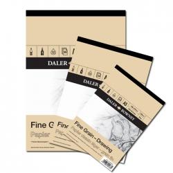 Daler Rowney - Daler Rowney Fine Grain Drawing Çizim Defteri 120 g 30 Yaprak