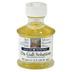 Daler Rowney - Daler Rowney Ox Gall Solution 75ml