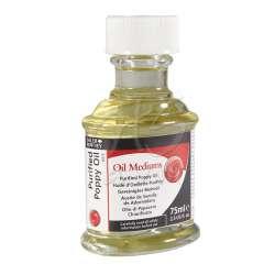 Daler Rowney - Daler Rowney Purified Poppy Oil Saflaştırılmış Haşhaş Yağı 75ml
