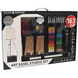 Daler Rowney - Daler Rowney Simply Studio Karma Resim Seti 163lü