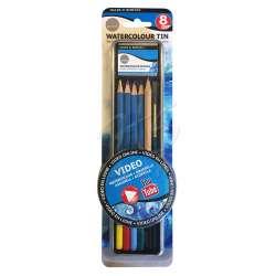Daler Rowney - Daler Rowney Simply Watercolour Tin 8li Set
