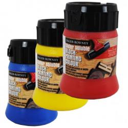 Daler Rowney - Daler Rowney Water Soluble Blockprint Linol Boyası 250 ml