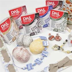 Das - Das Idea Mix Mermer Efektli Seramik Kili 100g (1)