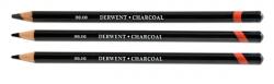 Derwent - Derwent Charcoal Pencils Füzen Kalem