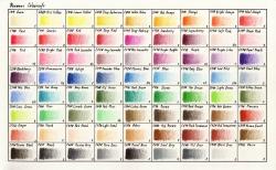 Derwent - Derwent Coloursoft Kuru Boya Kalemi (1)