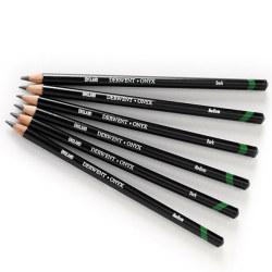 Derwent - Derwent Onyx Pencils Grafit Kalemi