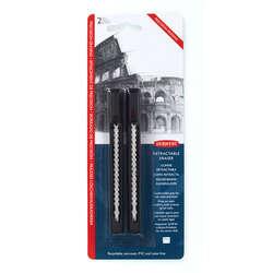 Derwent - Derwent Retractable Eraser Geri Çekilebilir Silgi Seti 2li 2305806
