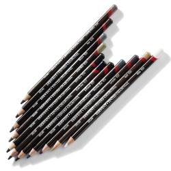 Derwent - Derwent Tinted Charcoal Sulandırılabilen Renkli Füzen Kalem