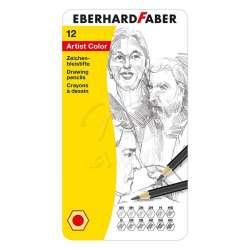Eberhard Faber - Eberhard Faber Artist Color Dereceli Çizim Kalemi 12li 516913