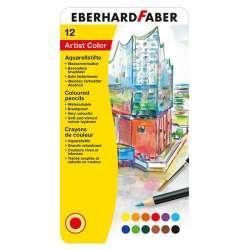 Eberhard Faber - Eberhard Faber Artist Color Sulu Boya Kalem Seti 12li 516013