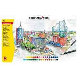 Eberhard Faber - Eberhard Faber Artist Color Sulu Boya Kalem Seti 36lı 516036