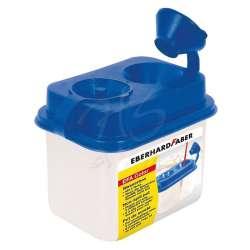 Eberhard Faber - Eberhard Faber Dökülmez Su Kabı 2 Bölmeli Mavi