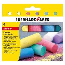 Eberhard Faber - Eberhard Faber Street Marking Crayons Pastel 526506