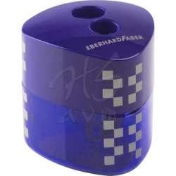 Eberhard Faber - Eberhard Faber Winner Çiftli Kalemtıraş Mavi 585133