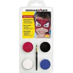 Eberhard Faber - Eberhard Faber Yüz Boyası Spiderman 4 Renk 579015