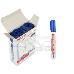 Edding - Edding Beyaz Tahta Kalemi 360 XL 10lu Mavi