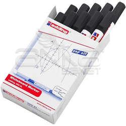 Edding - Edding Beyaz Tahta Kalemi 360 XL 10lu Siyah