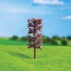 Eshel - Eshel Silindirsel Ağaç Dalı Çam Maketi 4,5cm 3lü