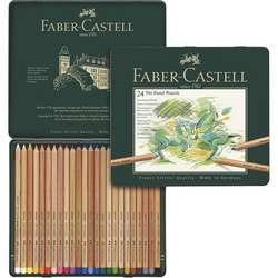 Faber Castell - Faber Castell Pitt Pastel Boya Kalemi 24 Renk