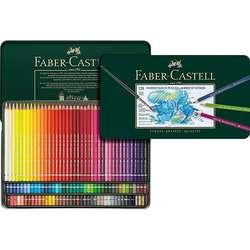 Faber Castell - Faber Castell Albrecht Dürer Aquarell Boya Kalemi 120 Renk 1175120