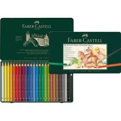 Faber Castell - Faber Castell Albrecht Dürer Magnus Aquarelle Boya Kalemi 24lü