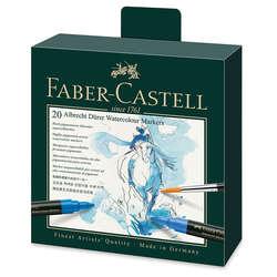 Faber Castell - Faber Castell Albrecht Dürer Watercolor Pencil 20 Renk