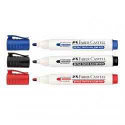 Faber Castell - Faber Castell Beyaz Tahta Kalemi W20
